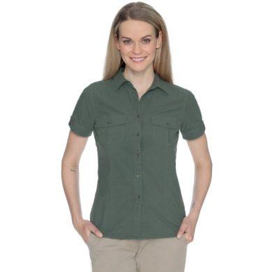 Bushman košile Layla II dark green S