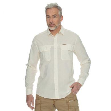 Bushman košile Calvary cream M