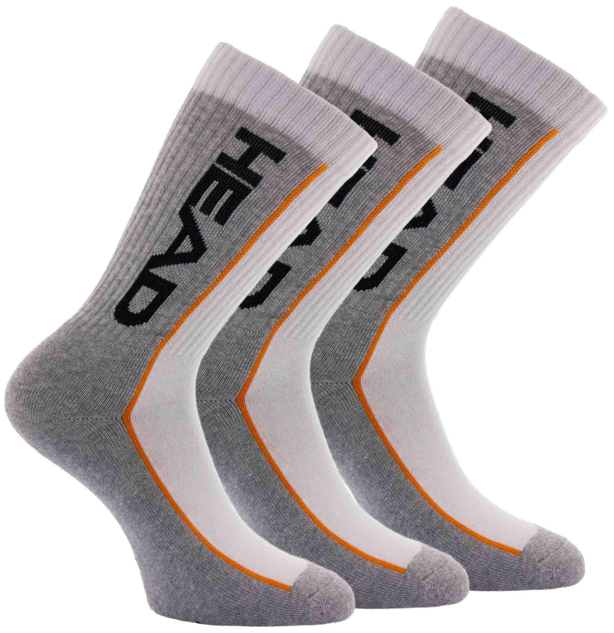 Ponožky Head Stripe 3-pack