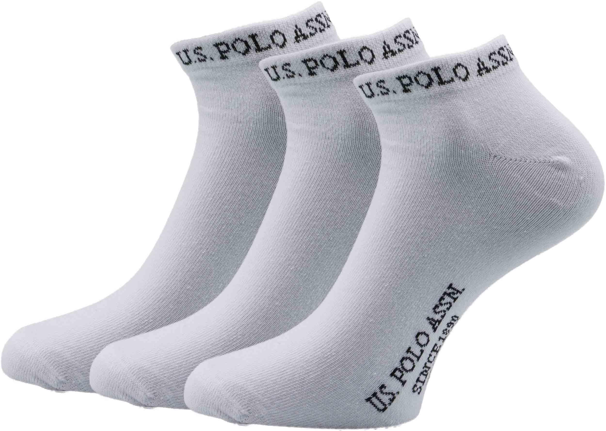 Ponožky U.S. Polo ASSN. Sneaker 3pack