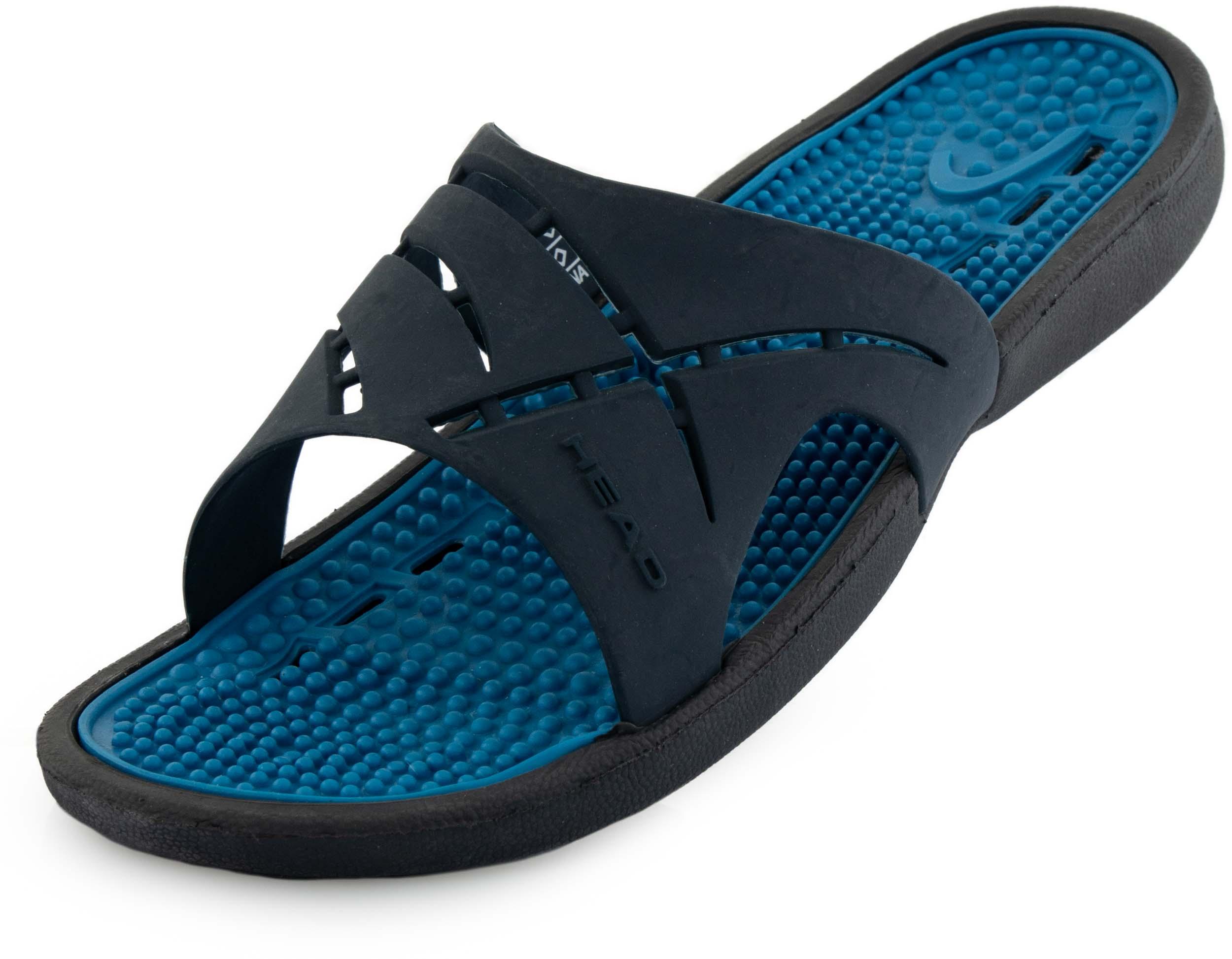 Pantofle Head Chrono Massage Blue
