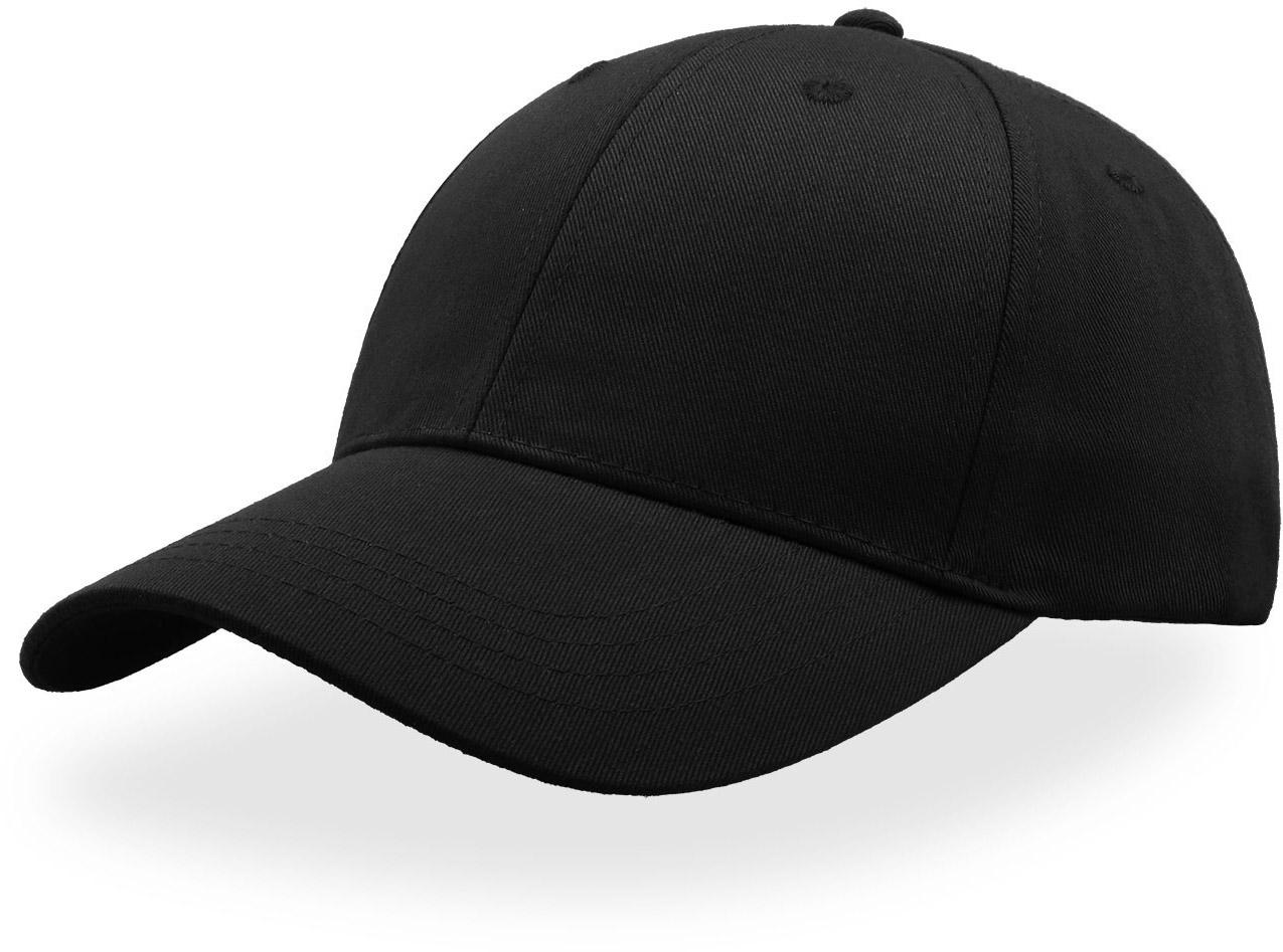 Kšiltovka Atlantis ZOOM snap cap black