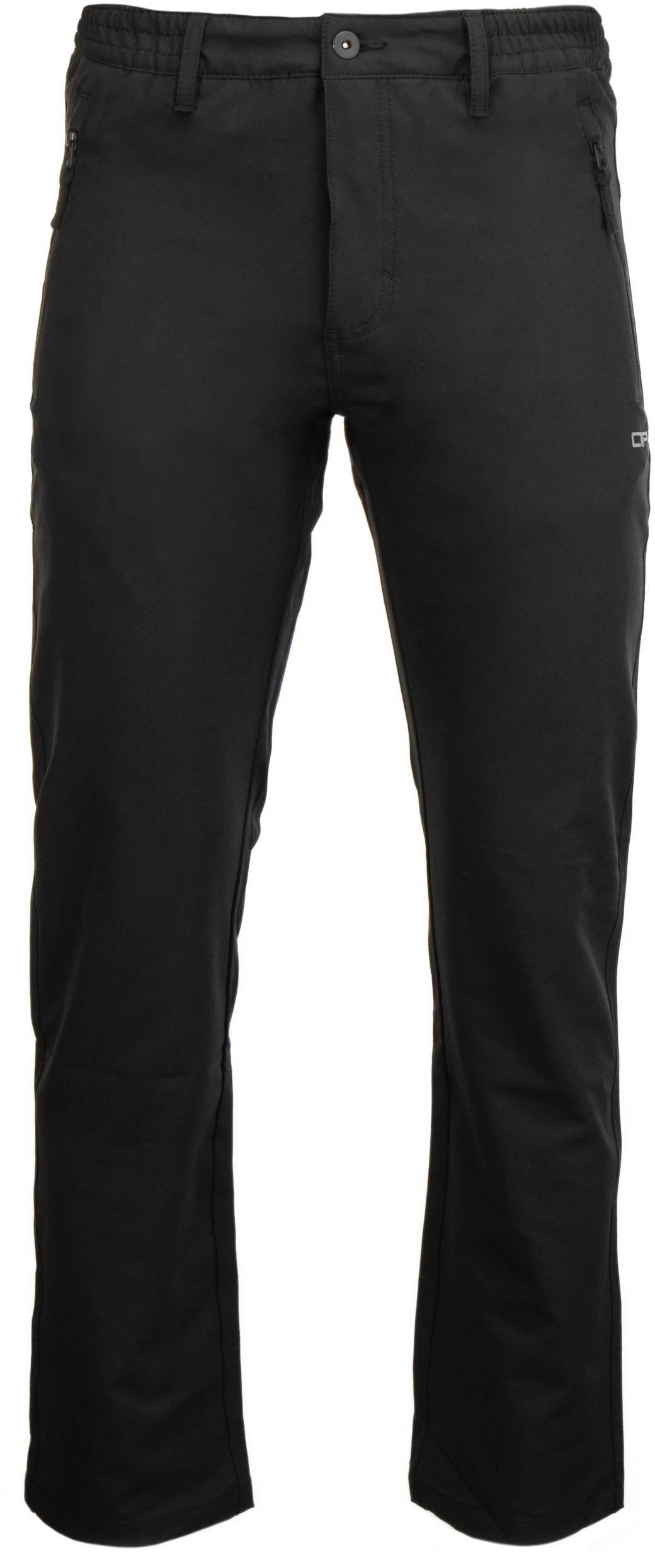 Pánské softshellové kalhoty Alpine Pro Grenef