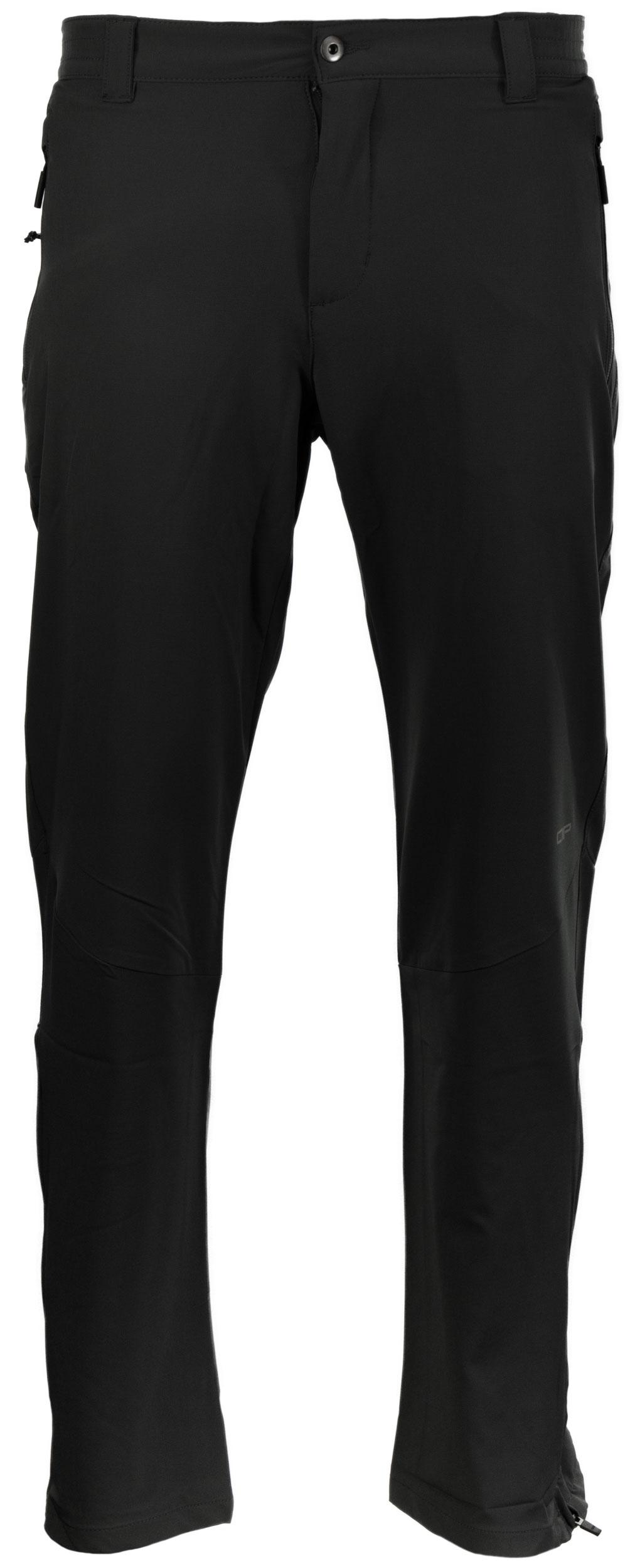 Pánské softshellové kalhoty Alpine Pro Quilan