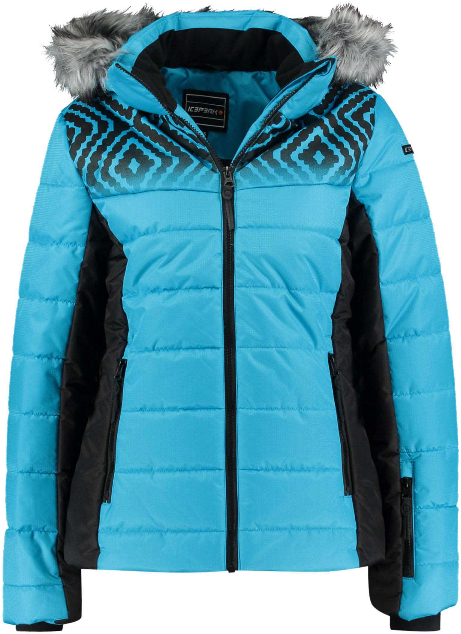 Dámská lyžařská bunda Icepeak  Vigevano Wadded Jacket
