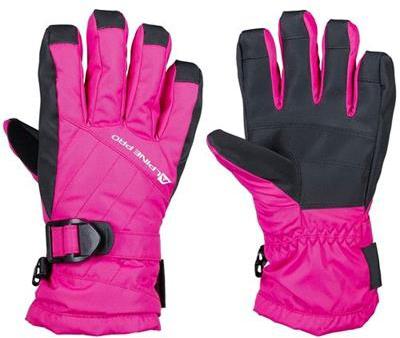 Dámské rukavice Alpine Pro Rena