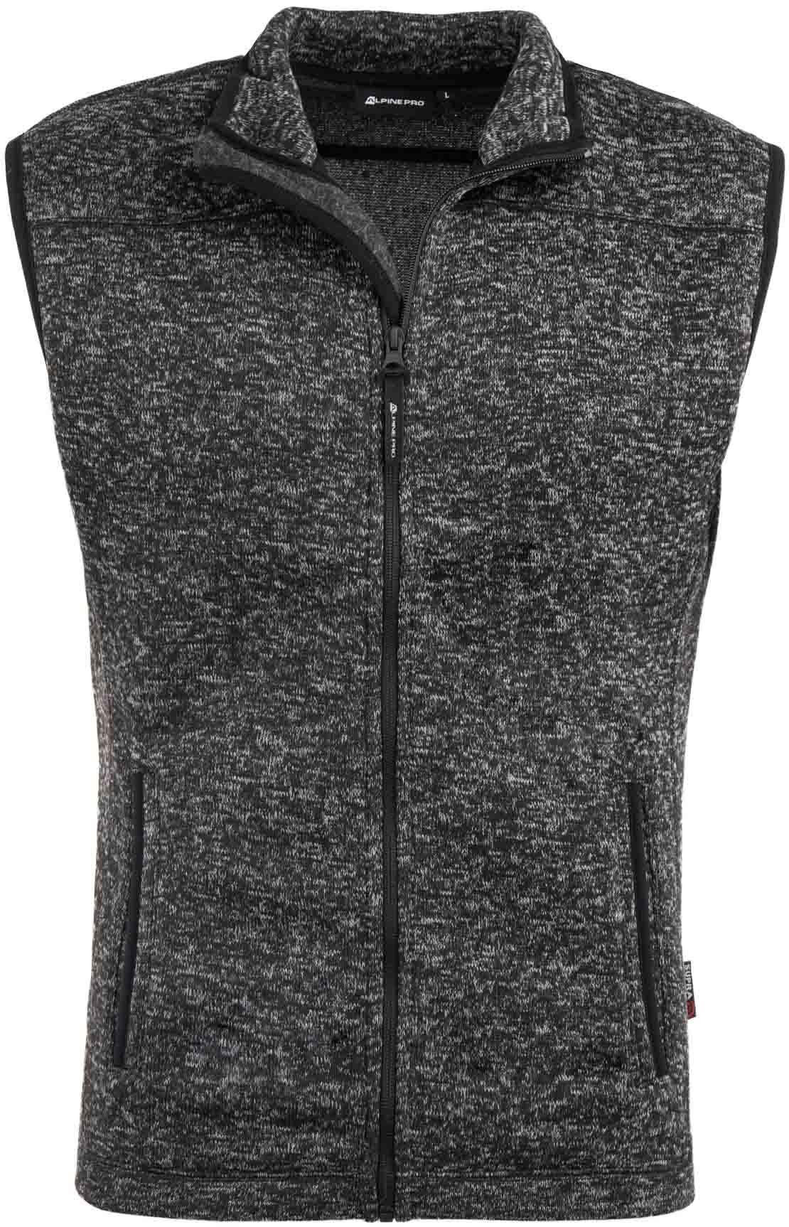 Pánská vesta Alpine Pro Bednarv
