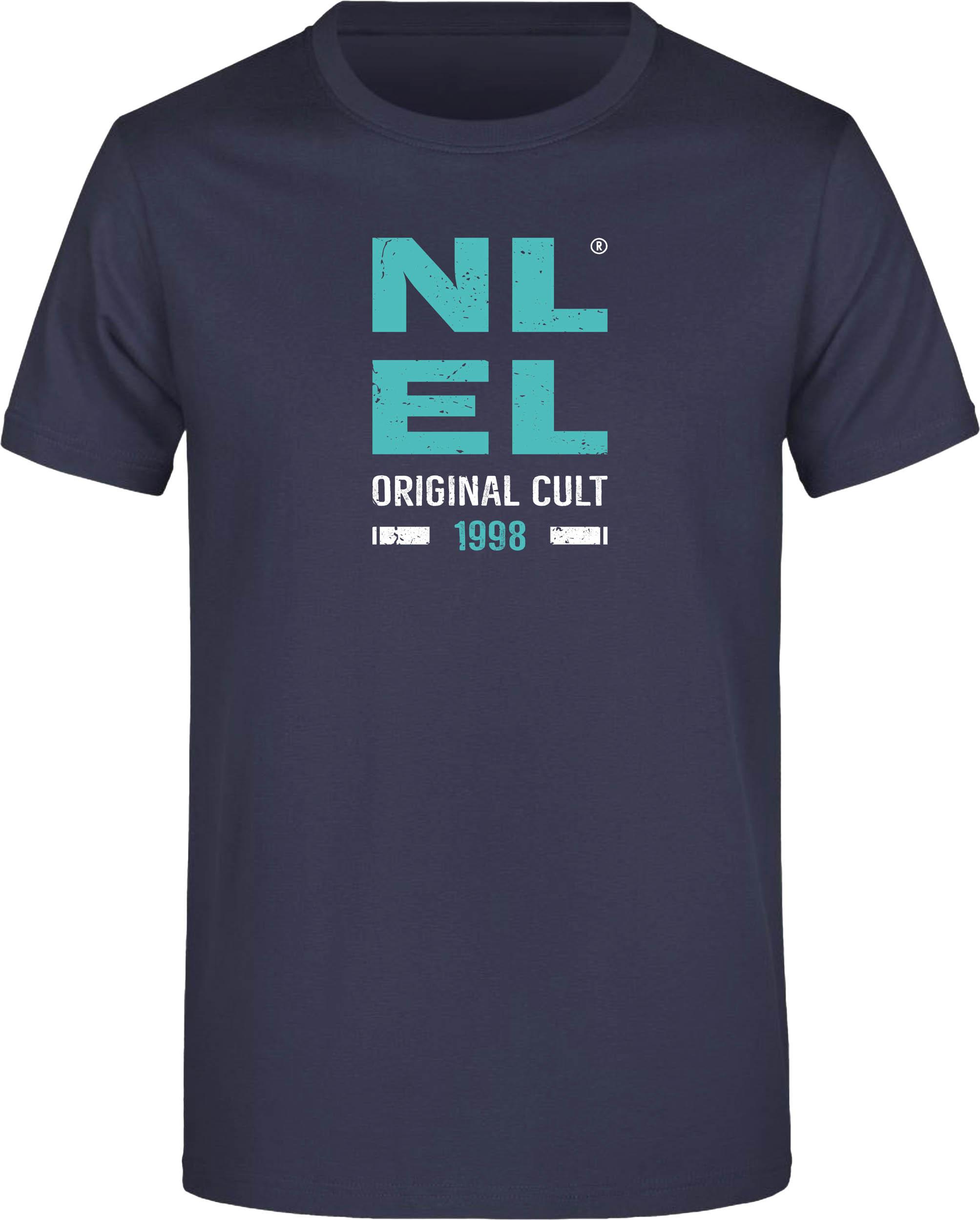 Pánské triko Nell Abel navy
