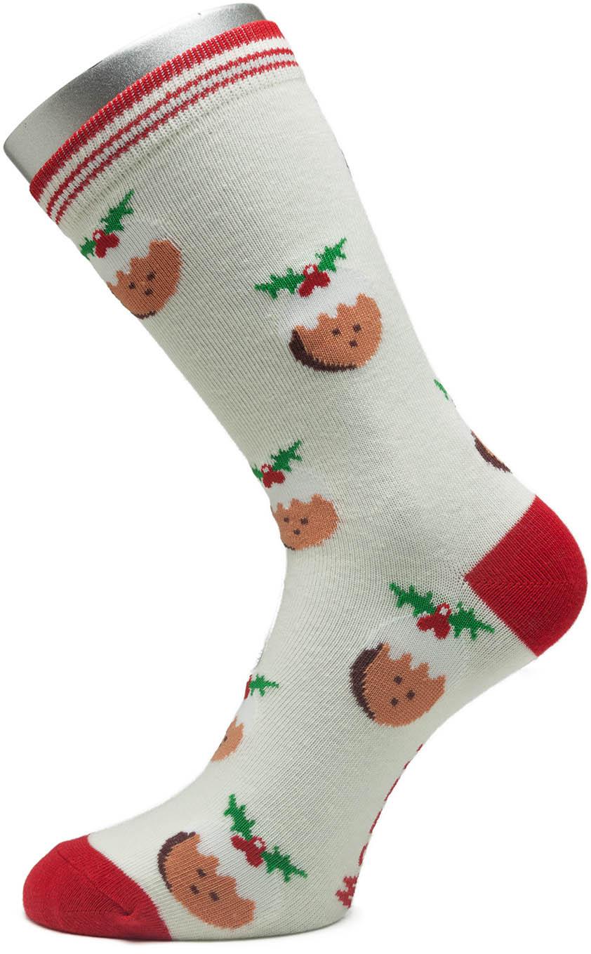 Dámské vánoční ponožky Pondy ozdoba 37-42