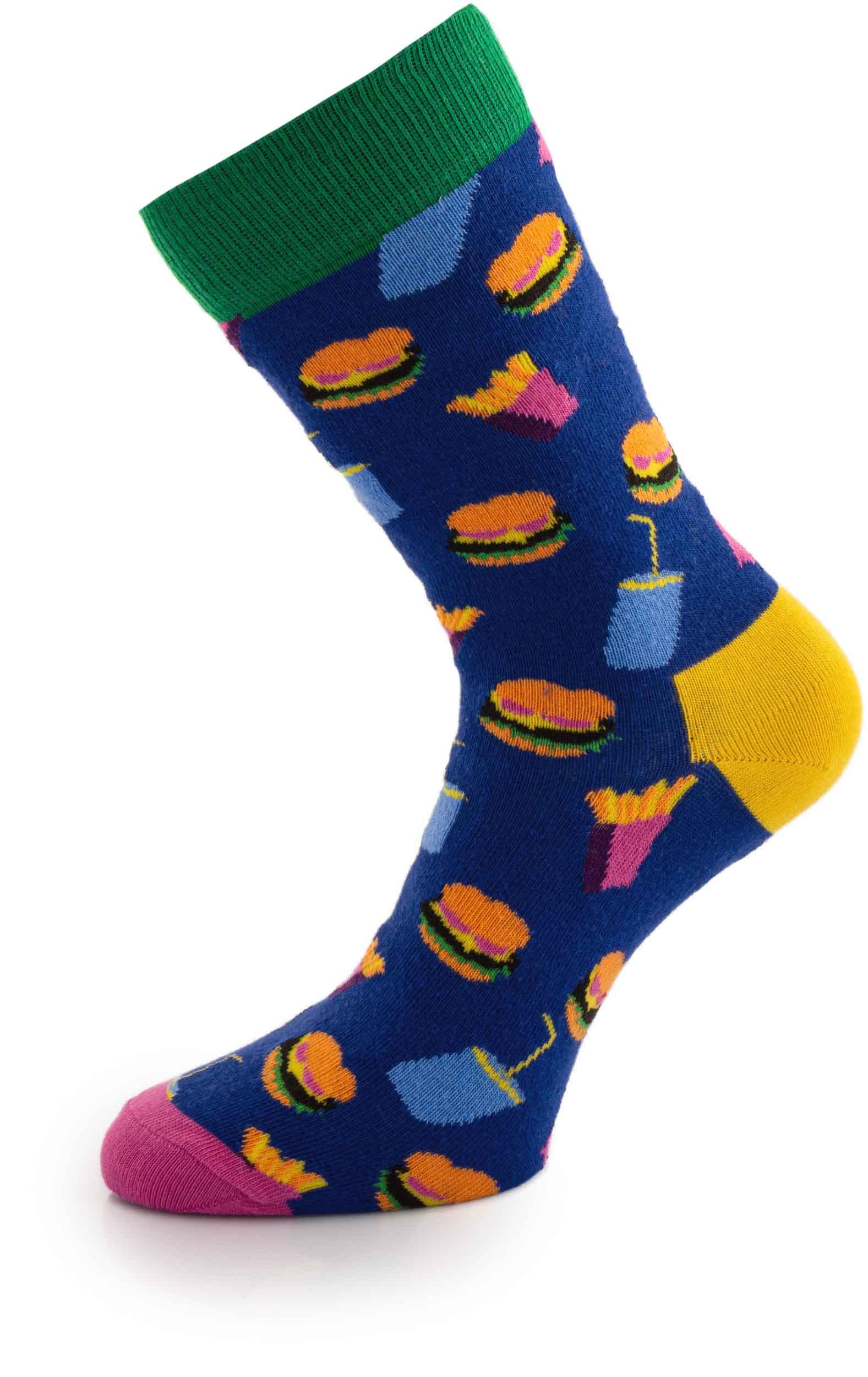 Ponožky Happy Socks Hamburger