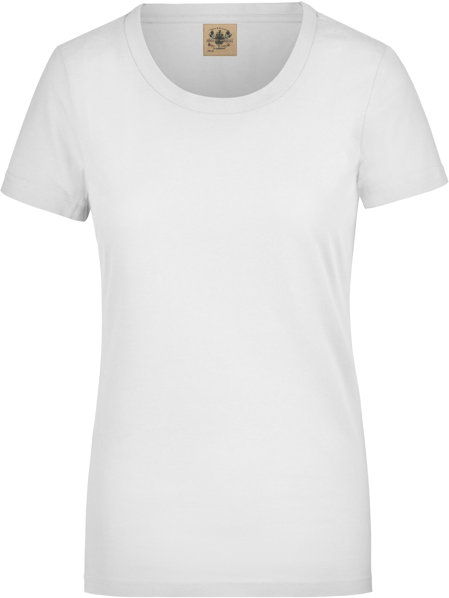 Dámské triko James & Nicholson Vintage Shirt