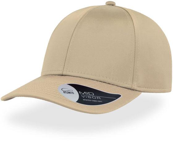 Kšiltovka Atlantis MEME cap khaki