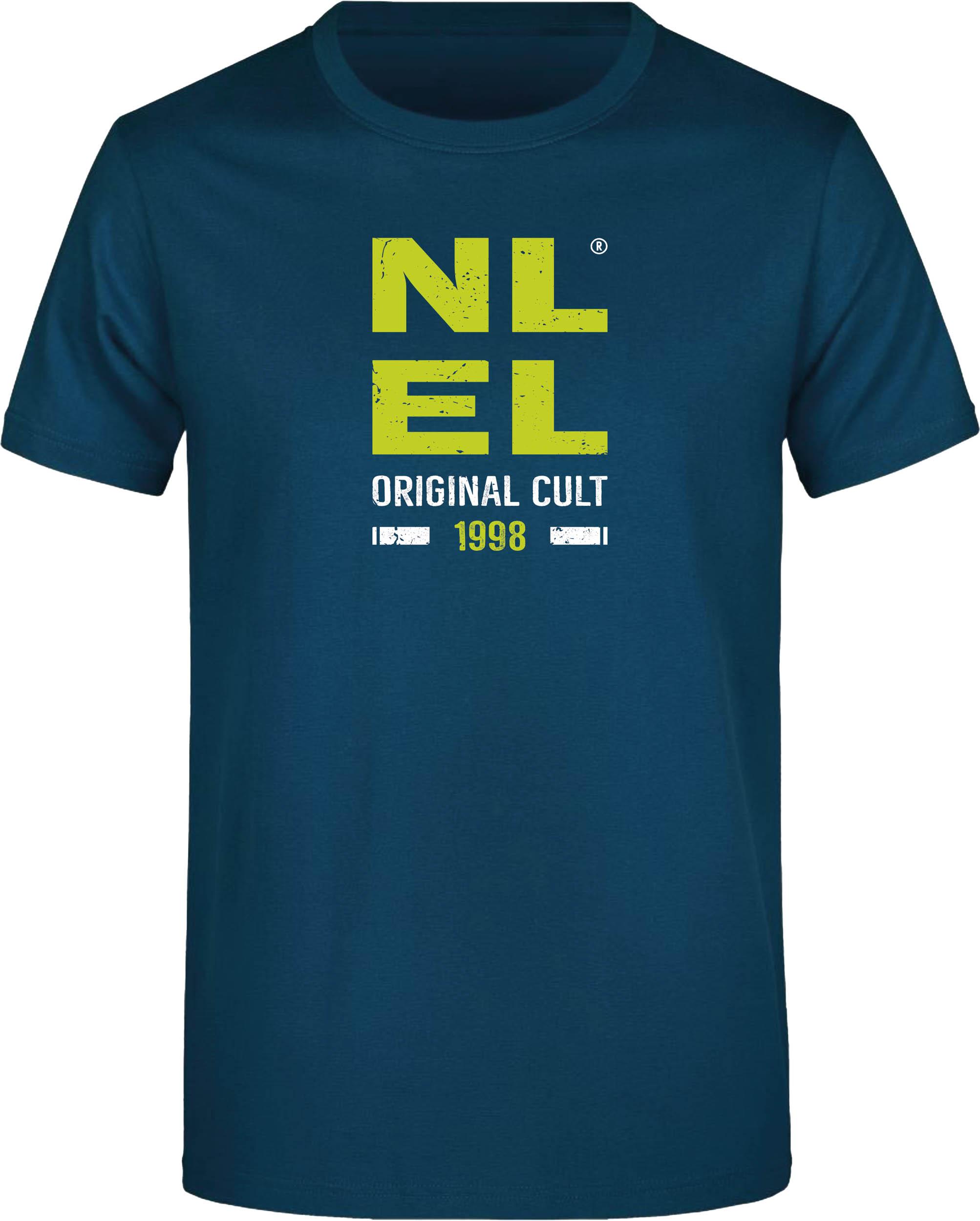 Pánské triko Nell Abel petrol