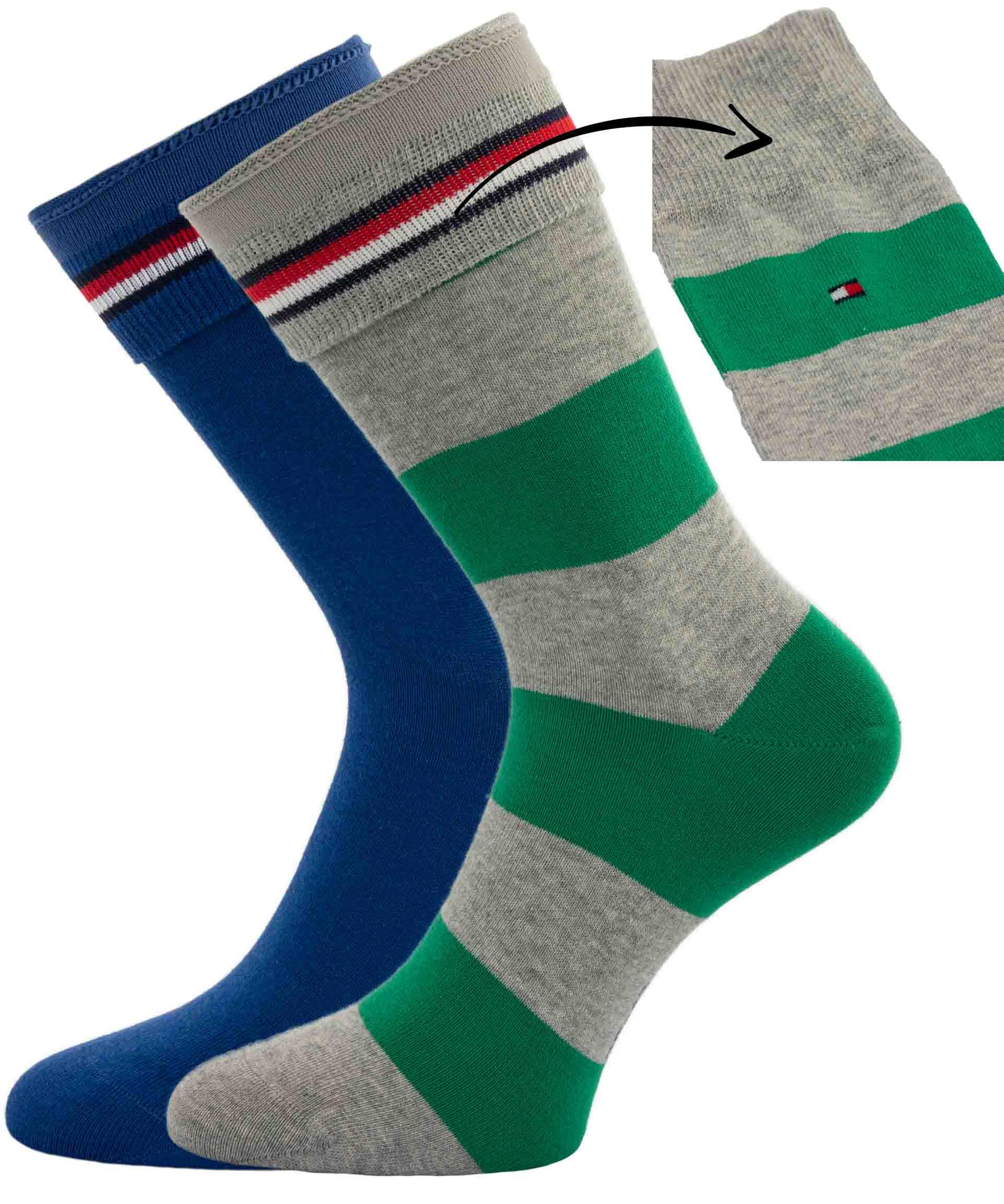 Pánské ponožky Tommy Hilfiger Rugby