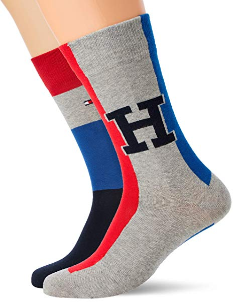 Pánské ponožky Tommy Hilfiger Bock 2-pack