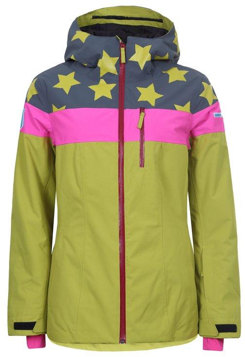 Dámská lyžařská bunda Icepeak Clearlake Wadded Jacket
