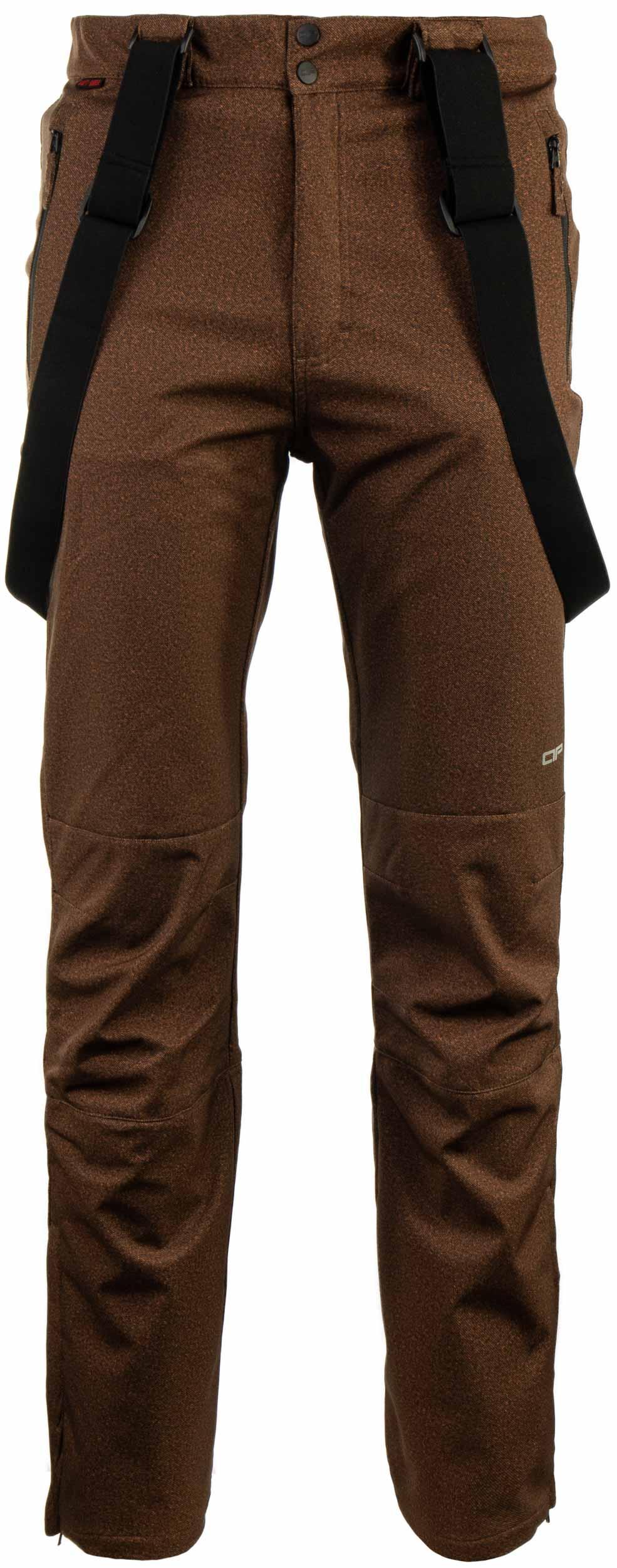 Pánské lyžařské kalhoty Alpine Pro Rubens