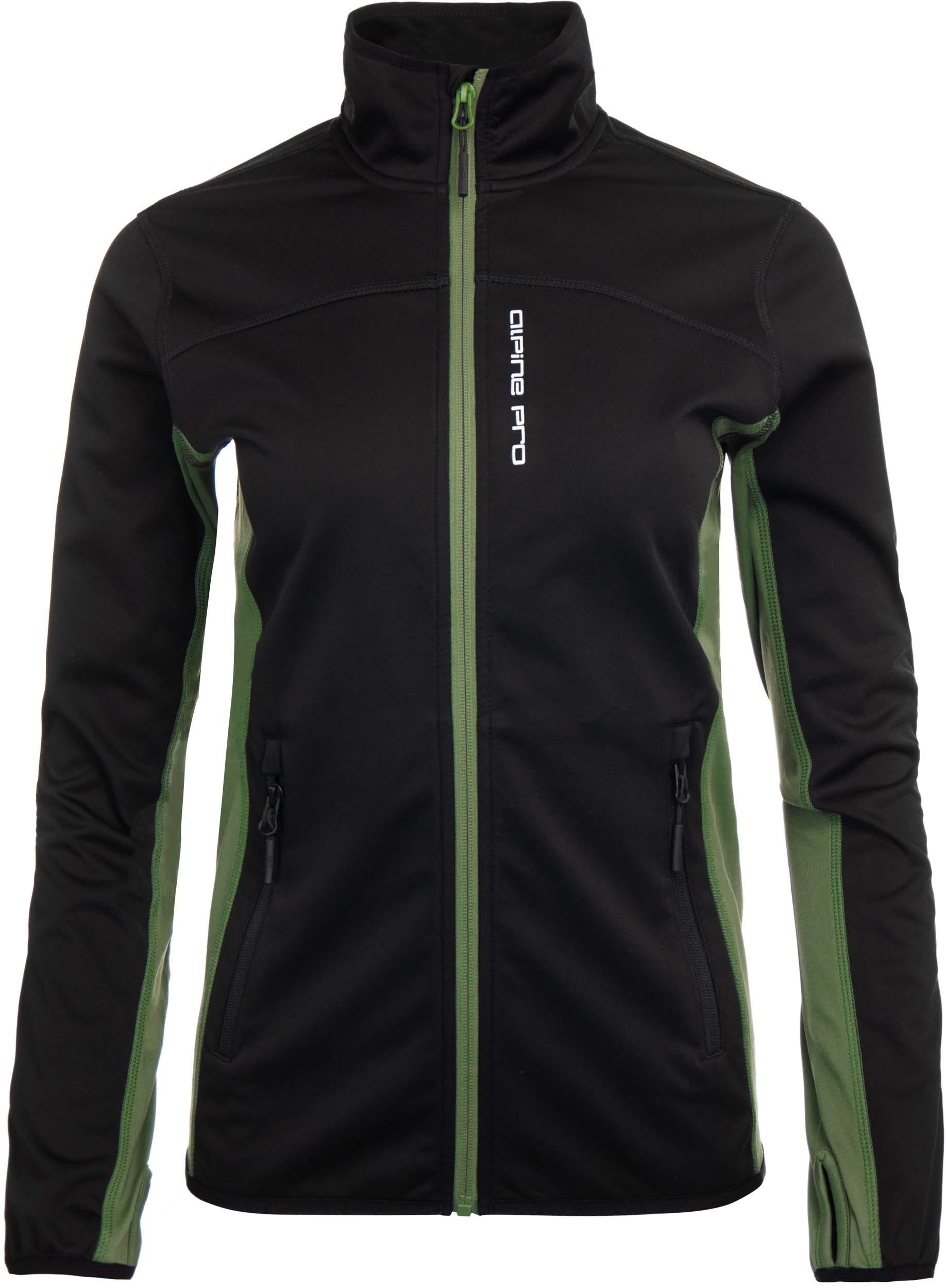 Dámská softshellová bunda Alpine Pro OLYMPA