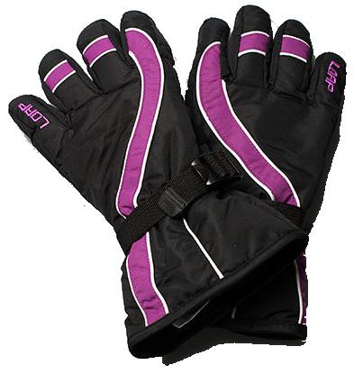 Dámské lyžařské rukavice Loap Viola