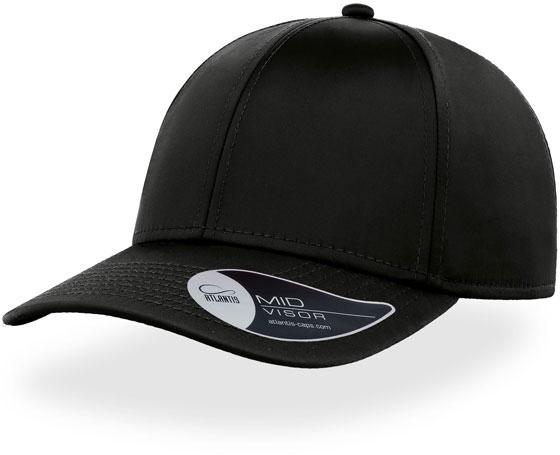 Kšiltovka Atlantis MEME cap nero