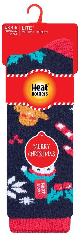 Dámské vánoční ponožky Heat Holders EUR 37-42