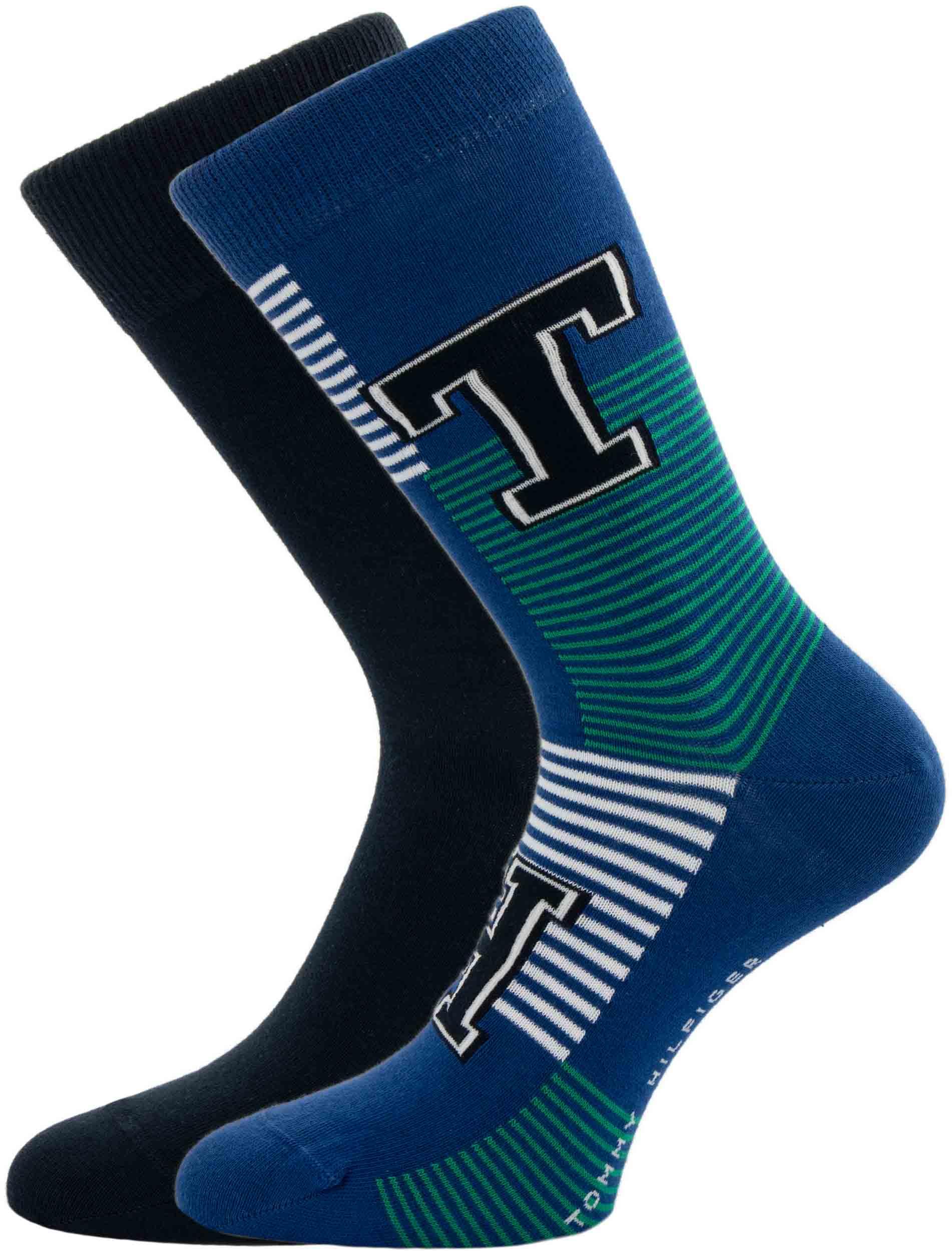 Pánské ponožky Tommy Hilfiger New Patch