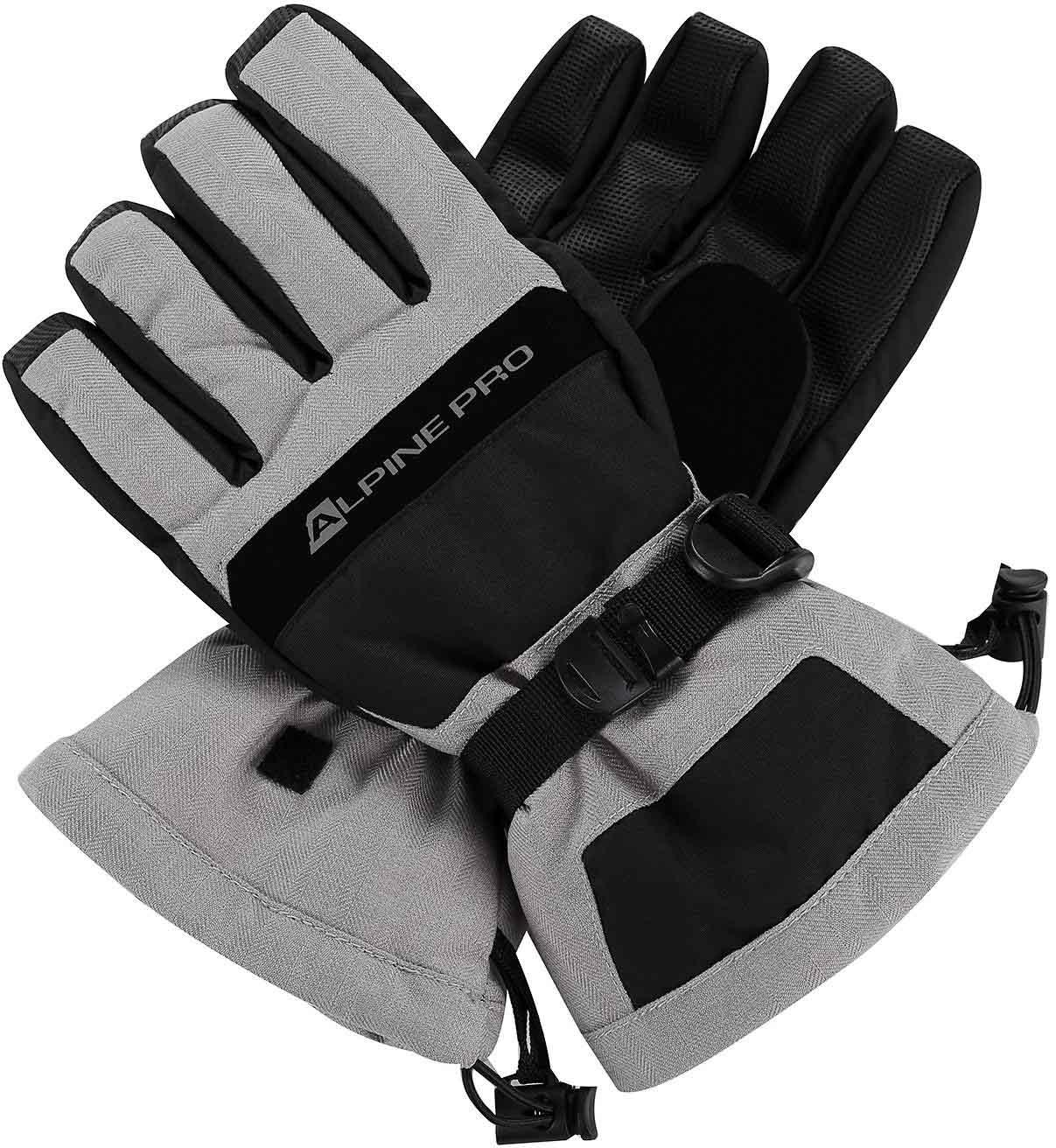 Lyžařské rukavice Alpine Pro Miron