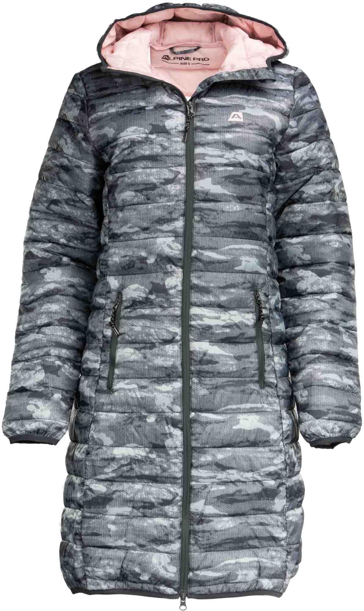Dámský kabát Alpine Pro Arica
