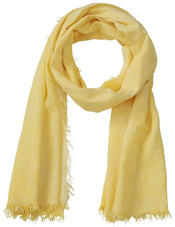 Šála James & Nicholson Gipsy Spray Light Yellow