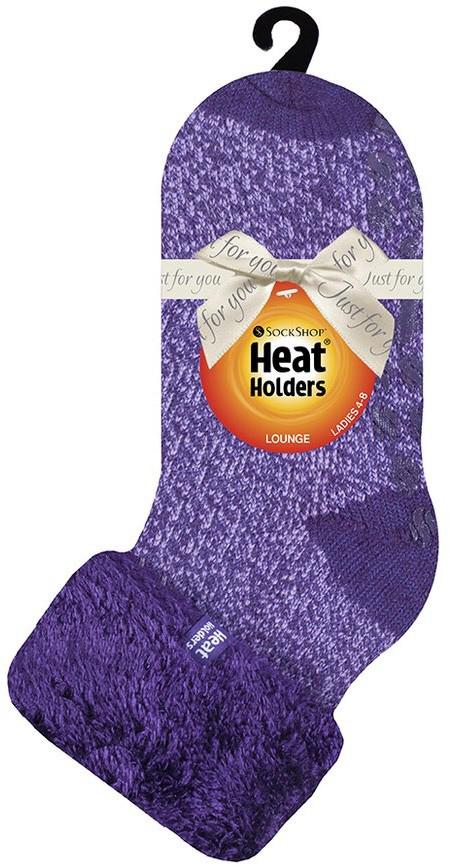 Dámské ponožky Heat Holders Lounge ABS EUR 37-42