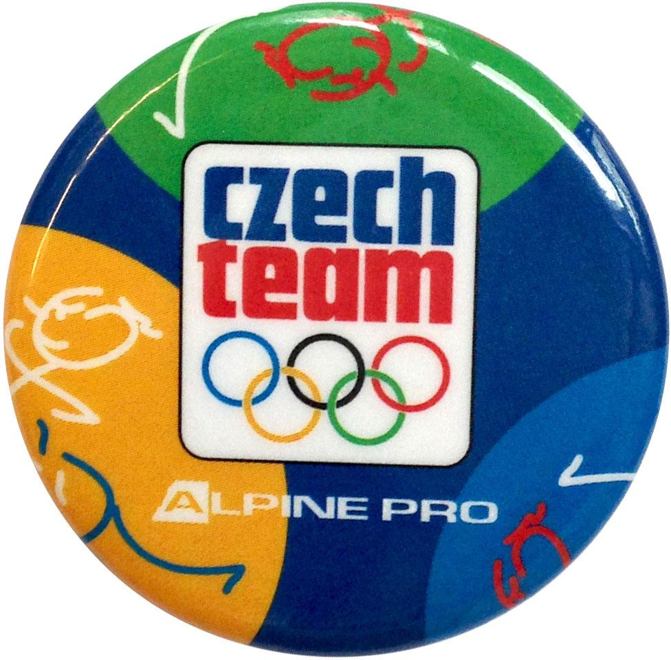 Odznak (placka) Alpine Pro Oskars
