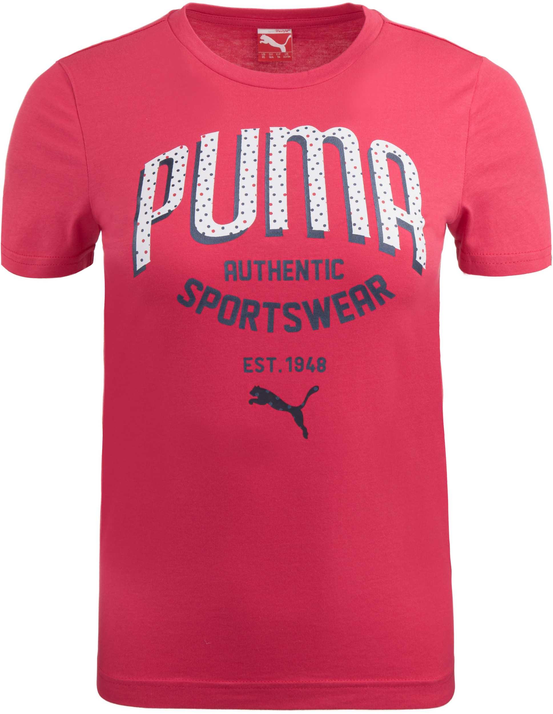 Dětské tričko Puma Style Icon Graphic