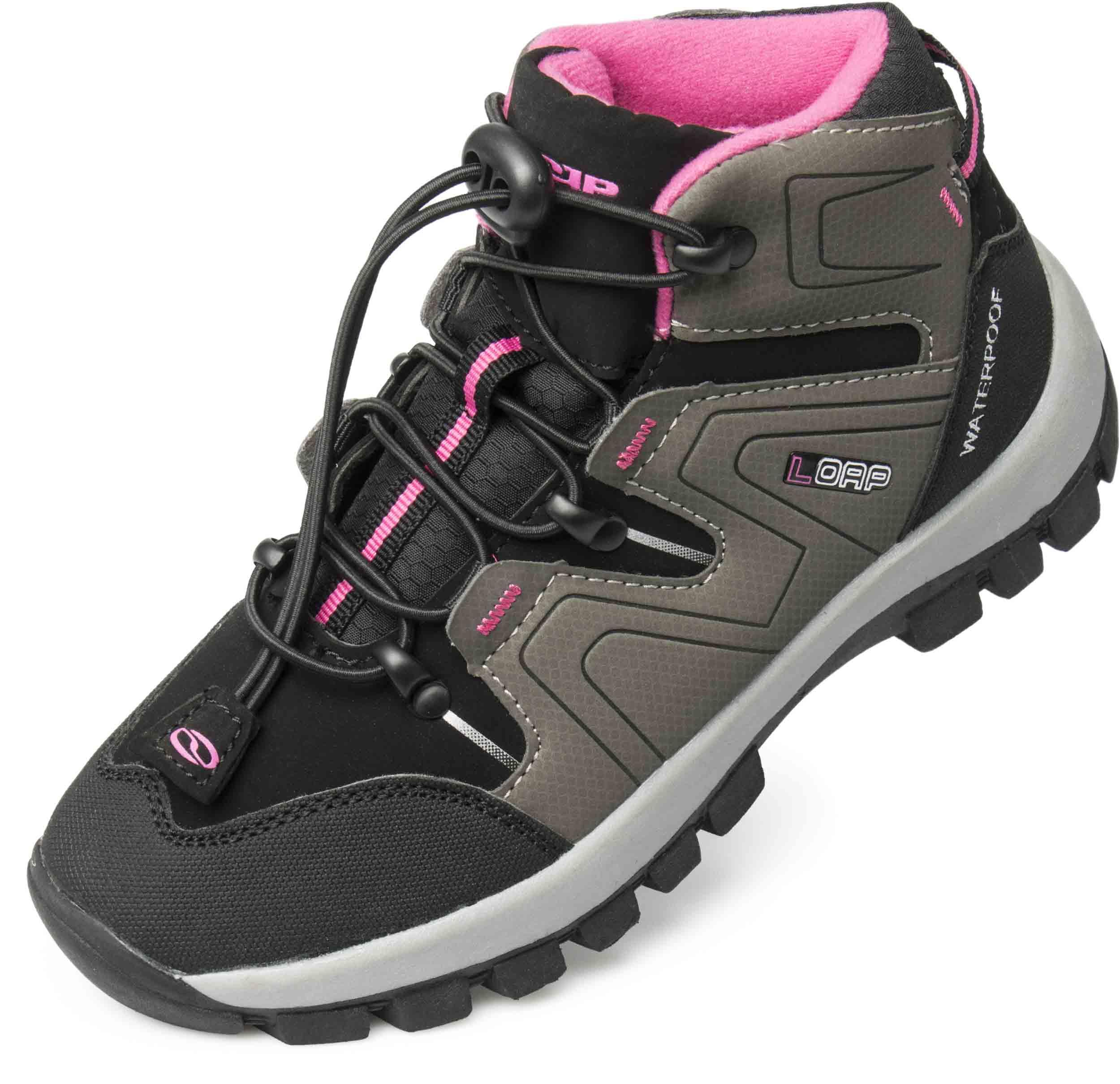 Dětské outdoorové boty Loap Tarby