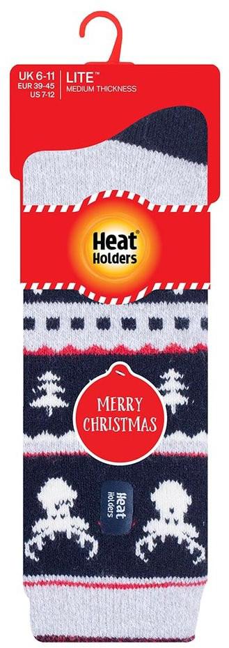 Pánské vánoční ponožky Heat Holders Deer EUR 39-45