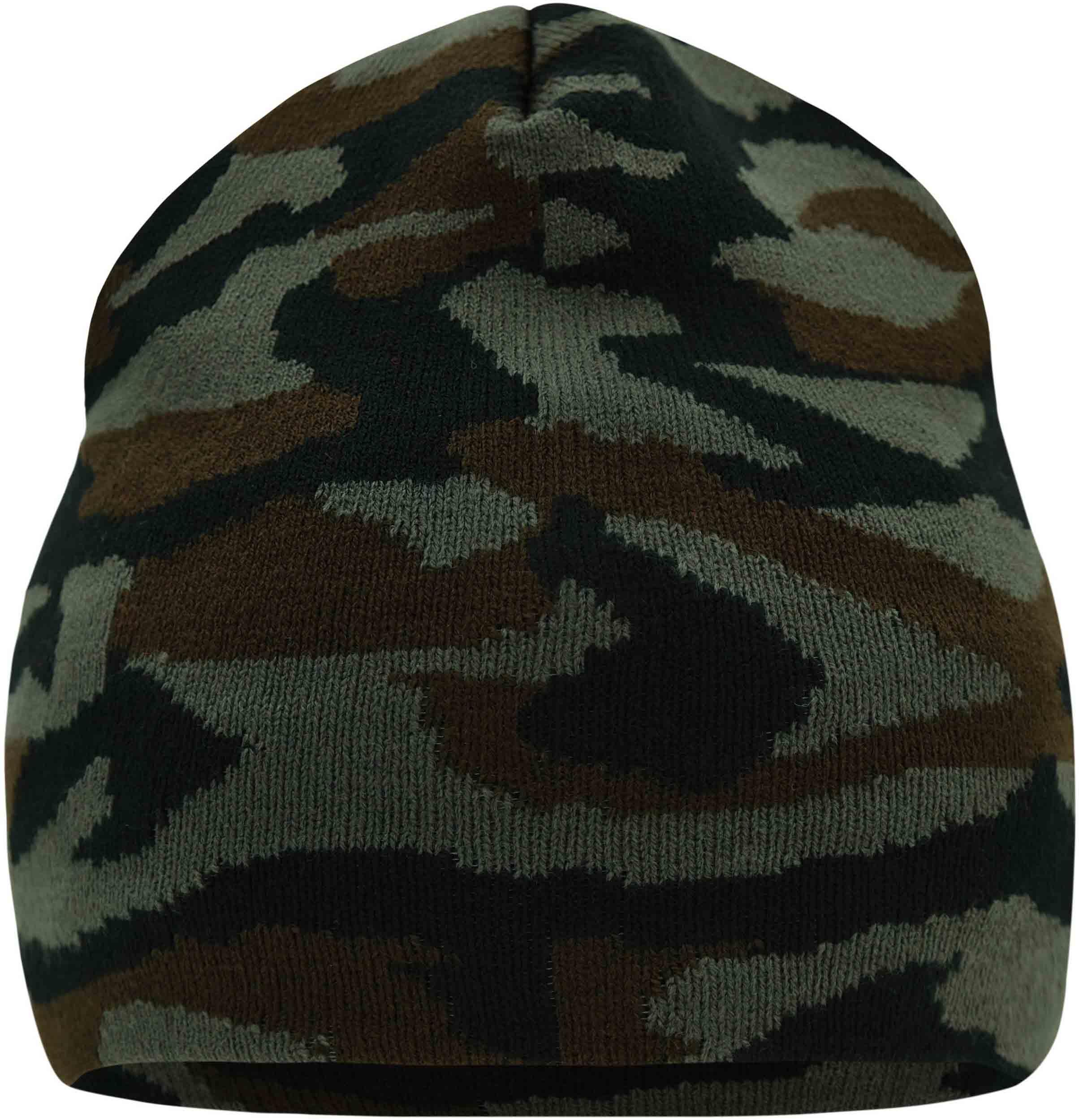 Zimní čepice JN Camouflage Beanie