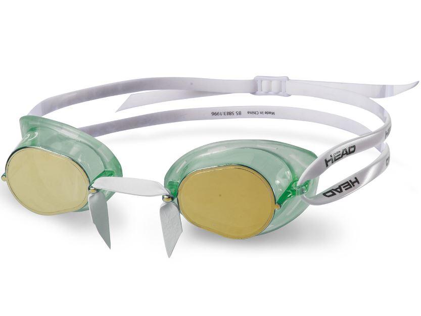 Plavecké brýle Head Goggle Racer Mirrored