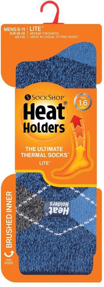 Pánské ponožky Heat Holders Lite EUR 39-45