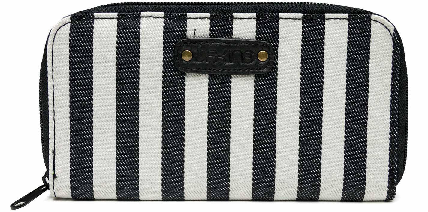 Peněženka Dakine Lumen Black Stripes Osi