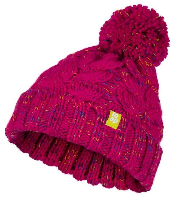 ZAMBO dětská zimní čepice růžová 46-48