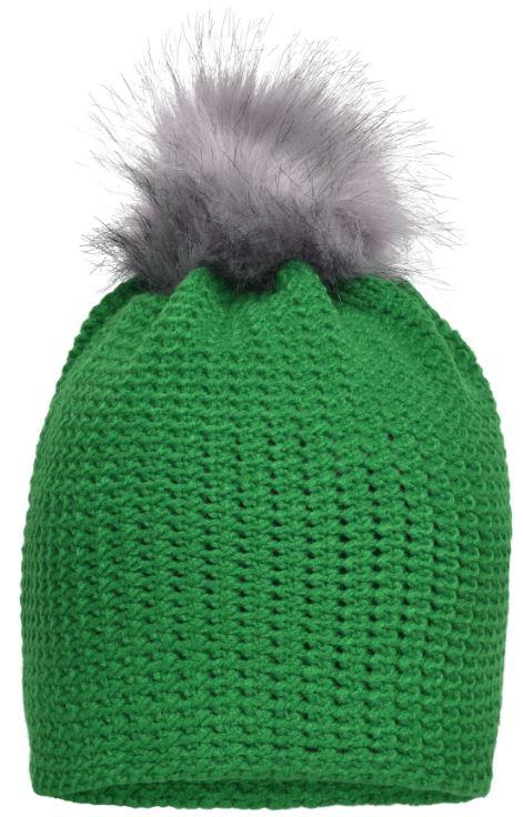 Zimní čepice JN Fine Crocheted Beanie