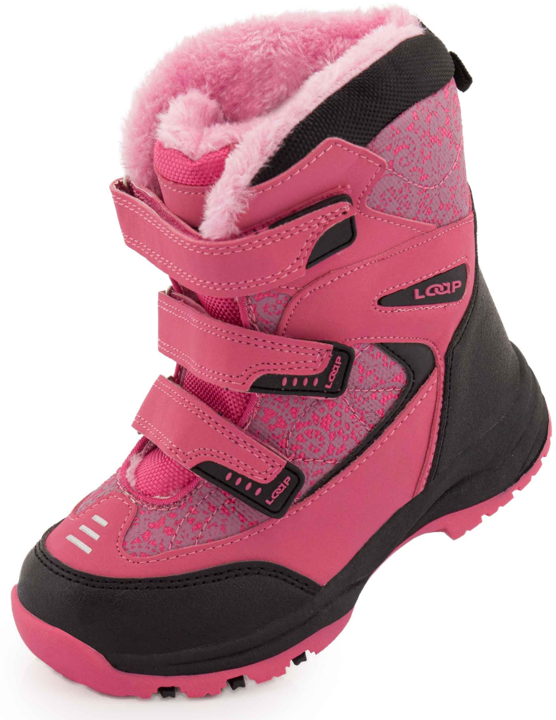 Dětská zimní obuv Loap Nao