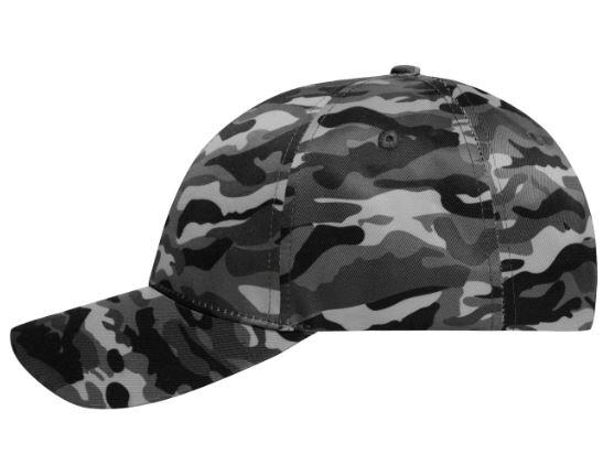 Kšiltovka JN 6 Panel Camouflage Cap