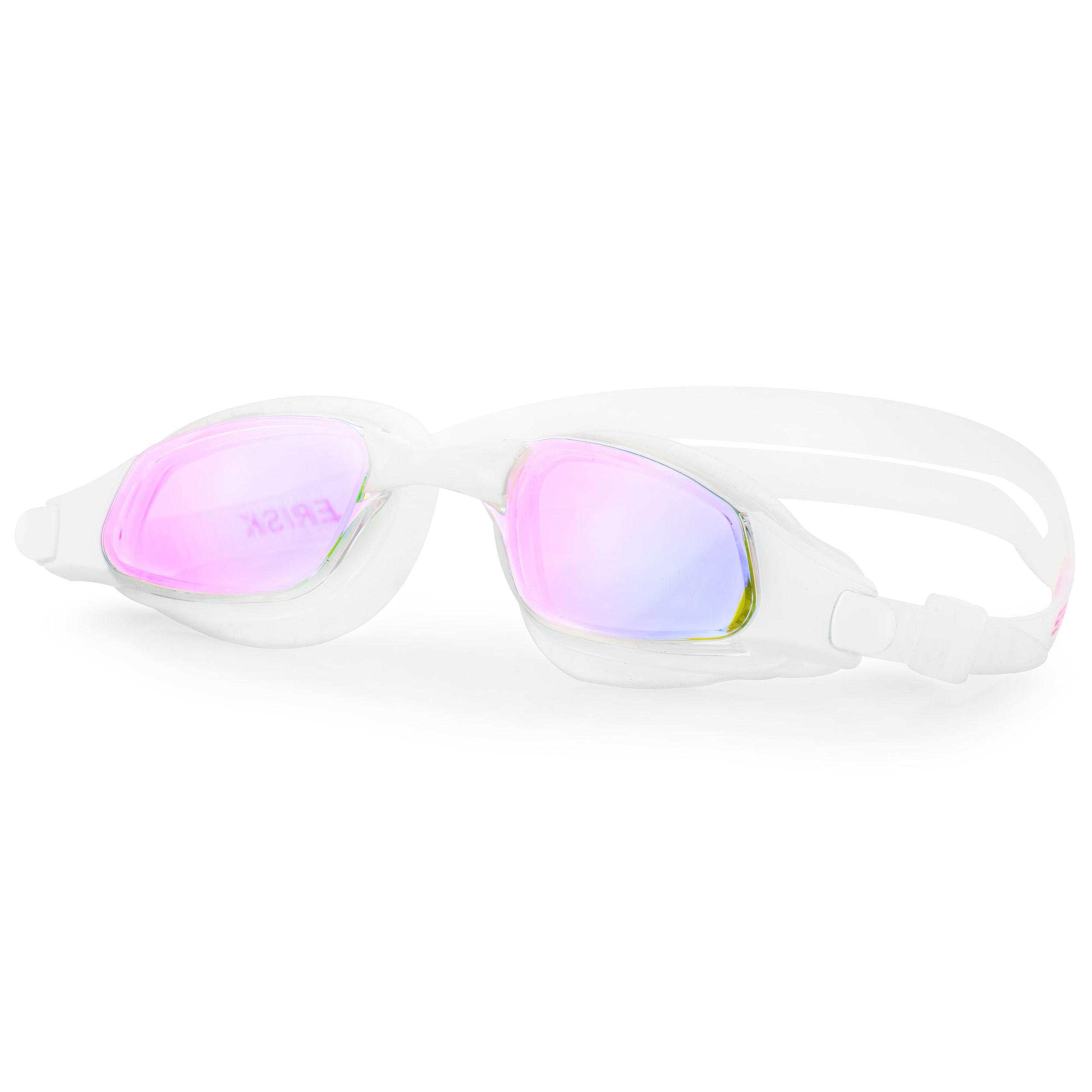 Plavecké brýle ERISK bílé