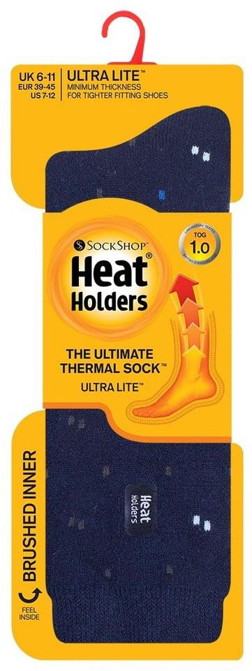 Pánské ponožky Heat Holders Ultra light EUR 39-45
