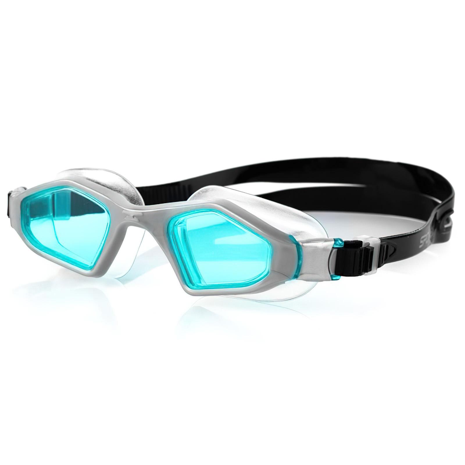 Plavecké brýle RAMB stříbrné