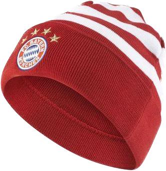 Zimní čepice Adidas FC Bayern Woolie