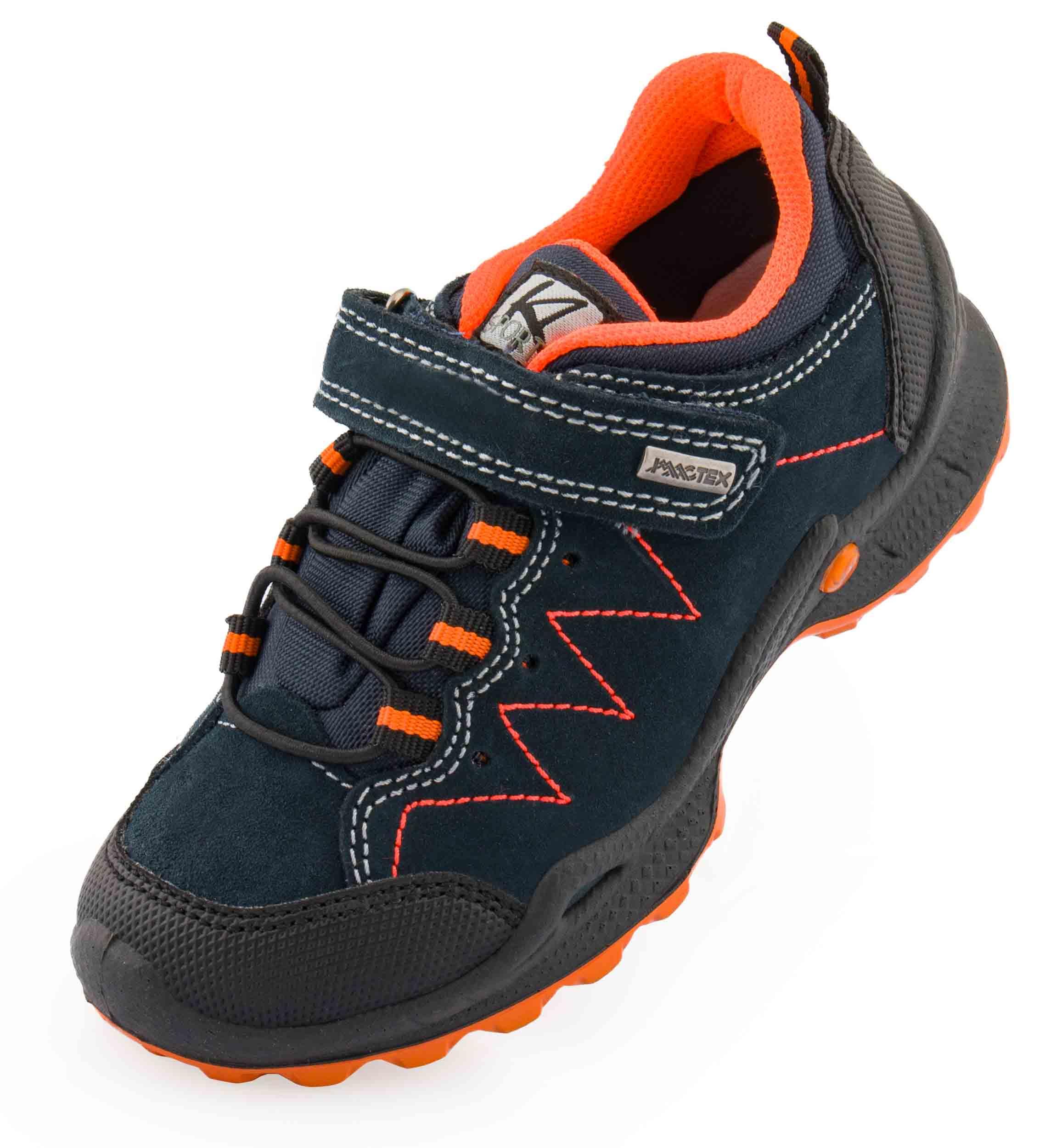 Outdoorová obuv IMAC blue-orange