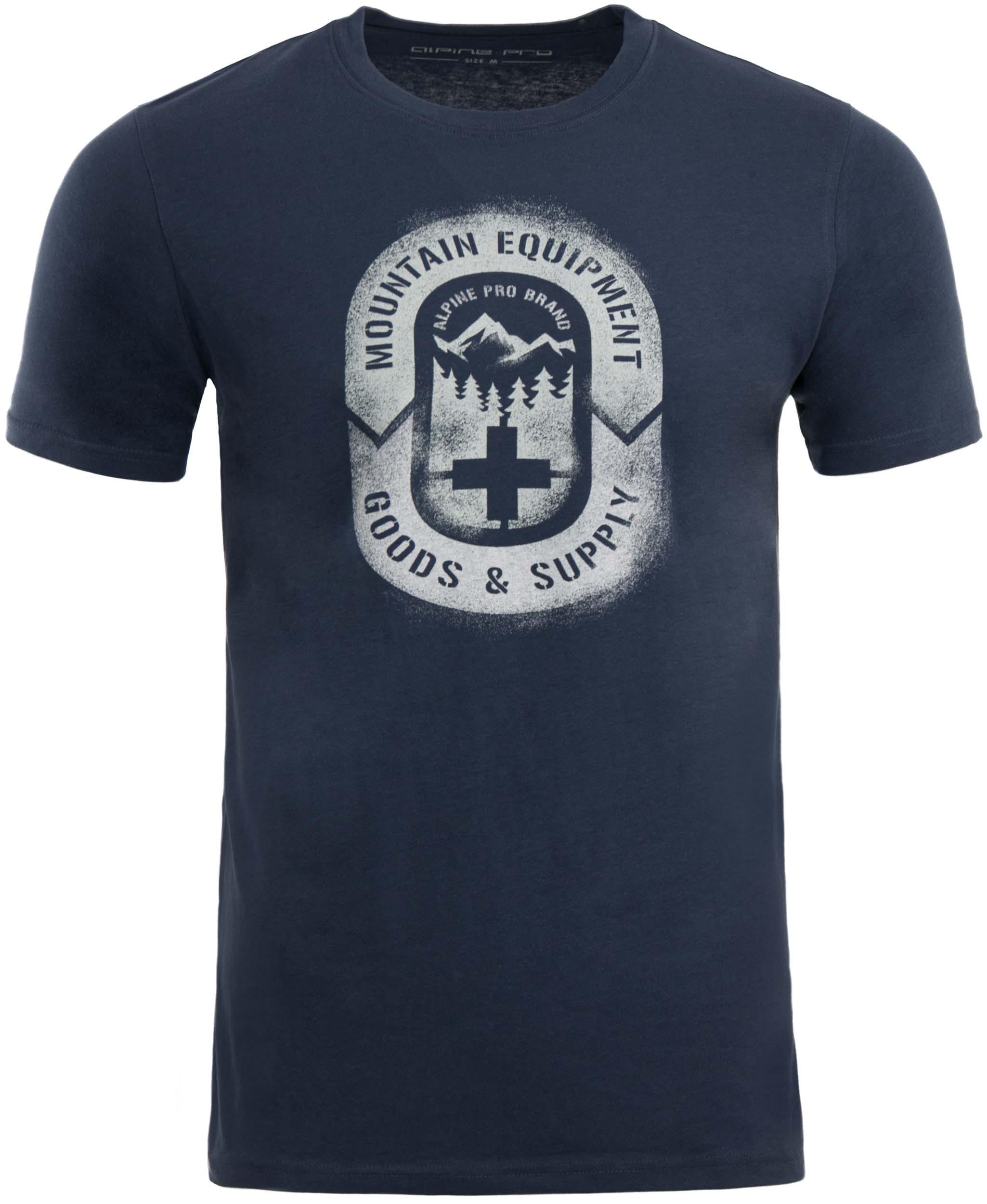 Pánské triko ALPINE PRO LESAW