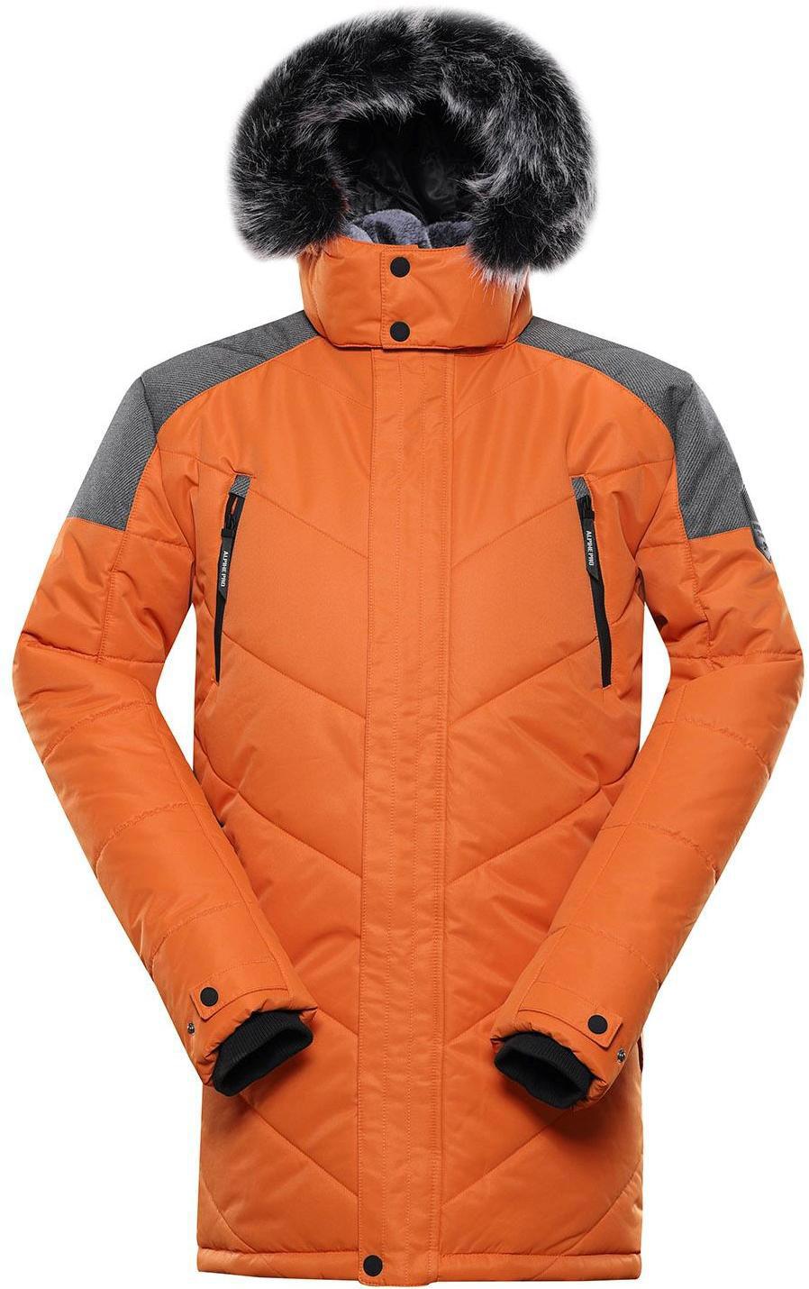 Pánská zimní bunda ALPINE PRO ICYB 7