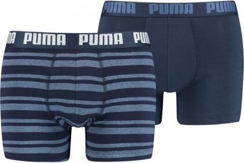 Pánské boxerky Puma Heritage Stripe Boxer 2P